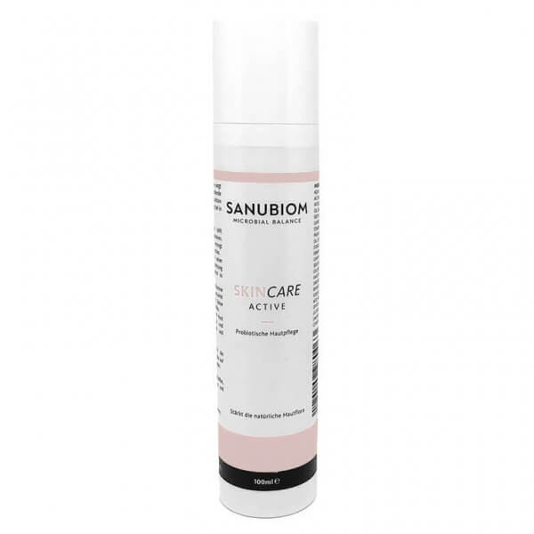Sanubiom SkinCare Active - probiotische Hautpflege