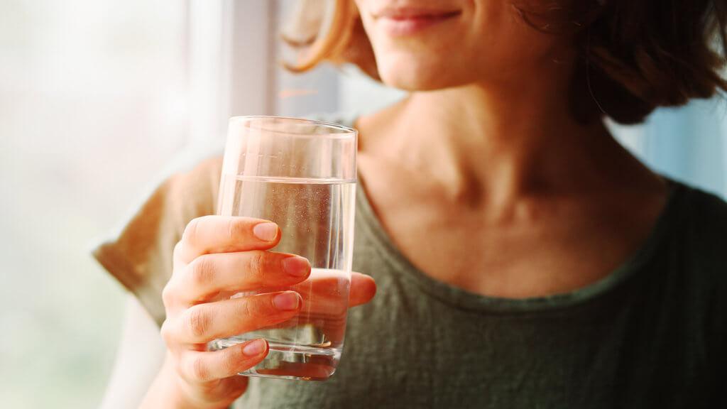 Was darf man bei Neurodermitis trinken?