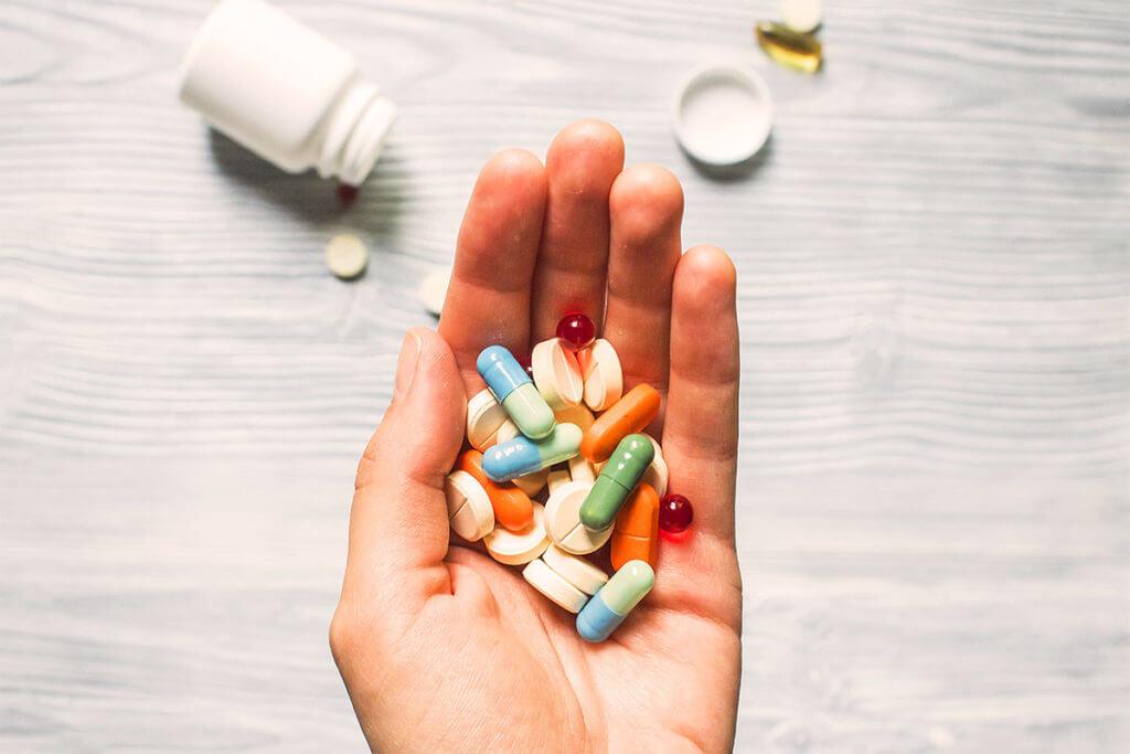 Medikamentöse Behandlung von Rosacea