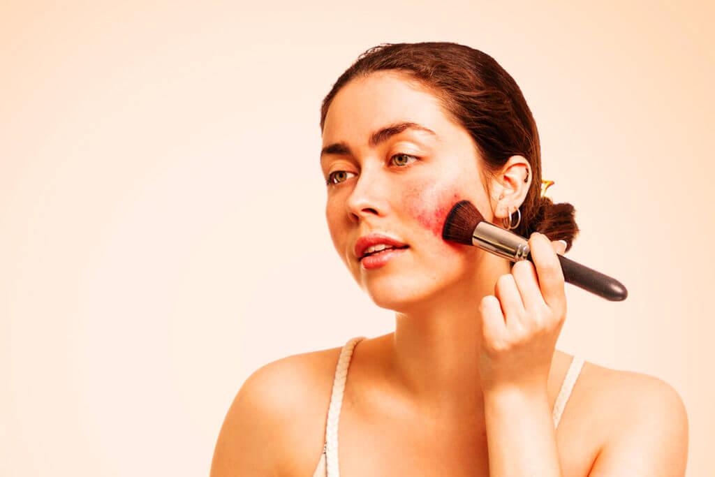 Die falschen Pflege- und Kosmetikprodukte für die Haut