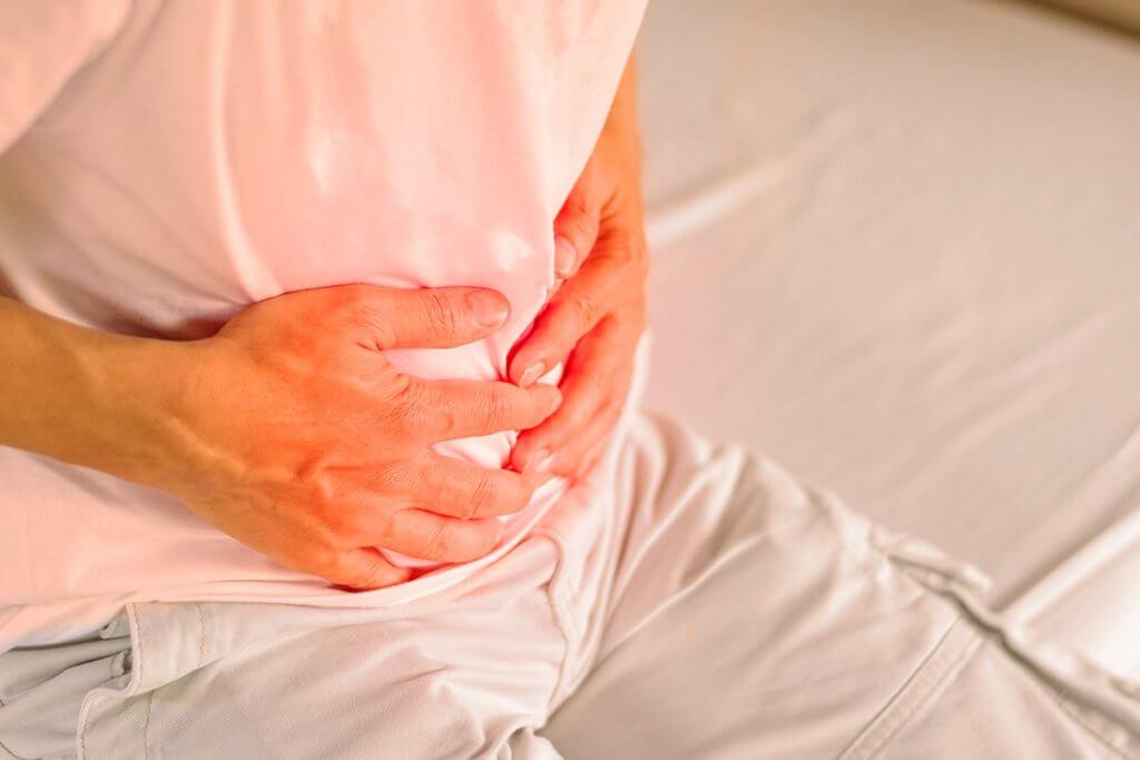 Magenschleimhaut-Entzündung eine Infektion mit Helicobacter pylori