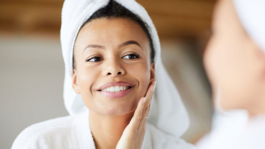 Was tun bei überpflegter Haut?