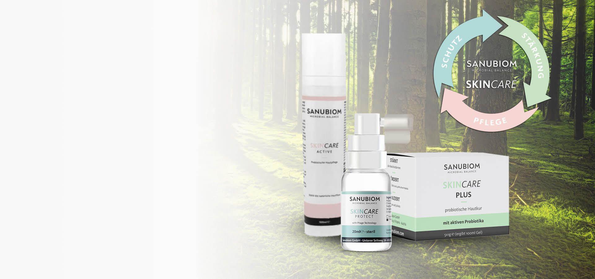 SkinCare - mit der Kraft der Natur
